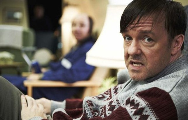 Derek will return to Channel 4 on January 30 (Picture: Channel 4)