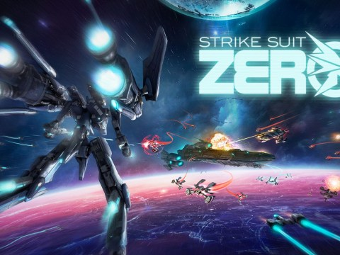 Strike Suit Zero review – wing commanded
