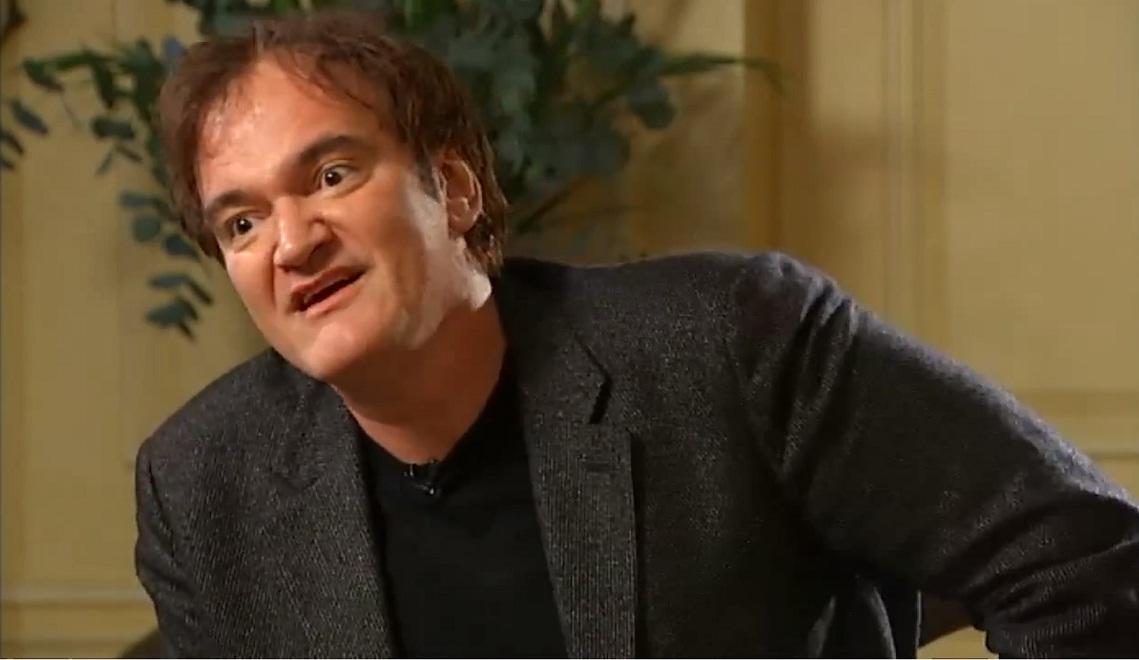 'I'm shutting your butt down': Quentin Tarantino and Krishnan Guru-Murthy clash during Django Unchained interview