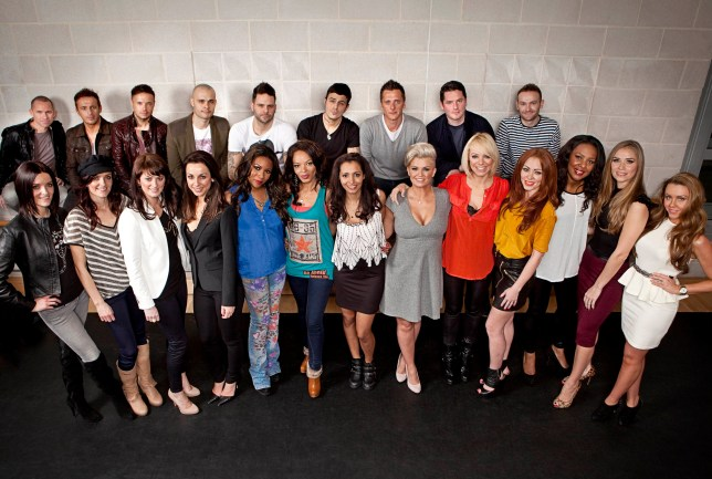 The Big Reunion saw 5ive and Liberty X reunite (Picture: ITV)