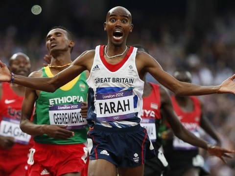 Mo Farah asked 'have you ever run before?' by clueless interviewer