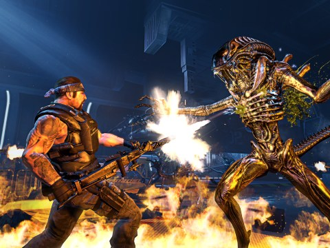 Aliens: Colonial Marines is biggest launch of 2013 in UK charts