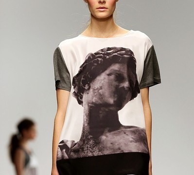 London Fashion Week: boy meets girls at Zoe Jordan