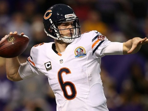 NFL star Jay Cutler asks his girlfriend to marry him by text