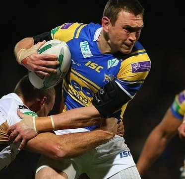 Melbourne Storm rematch providing 'spice' for Leeds Rhinos in World Club Challenge build-up
