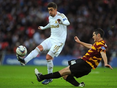 Pablo Hernandez hails Michael Laudrup's bold call on wing trio in Capital One Cup victory