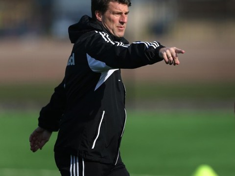 Michael Laudrup is happy with Swansea's favourites tag in Capital One Cup final