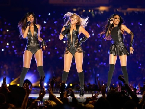 Super Bowl XLVII: Beyoncé proves she can sing the loudest after Destiny's Child bandmates have their 'mics turned down'