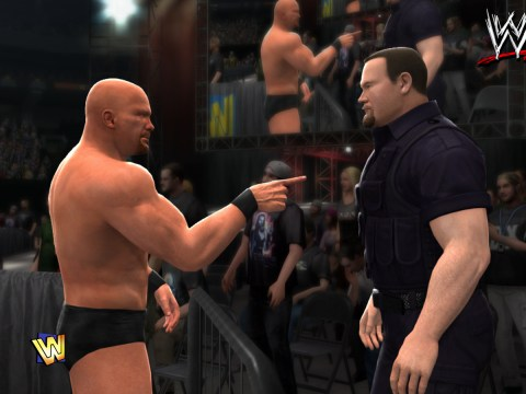 2K Sports is new owner of WWE wrestling licence