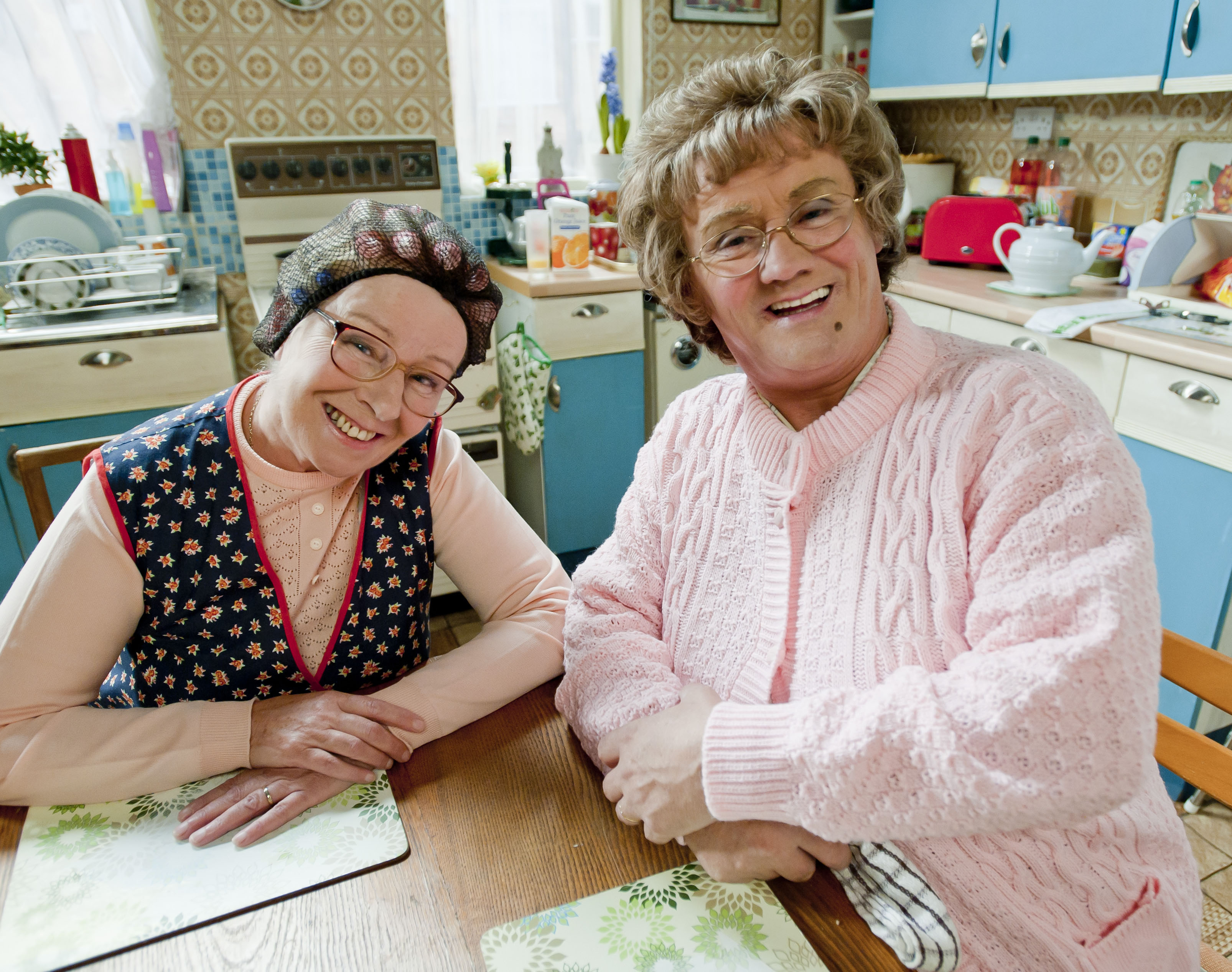 Mrs Brown's Boys cartoon spin-off on the cards
