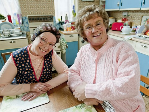 Relax Mrs Brown's Boys fans – the series isn't coming to an end after all