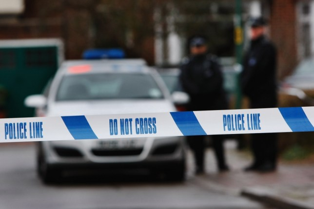 The teenager was arrested at his home in Northamptonshire