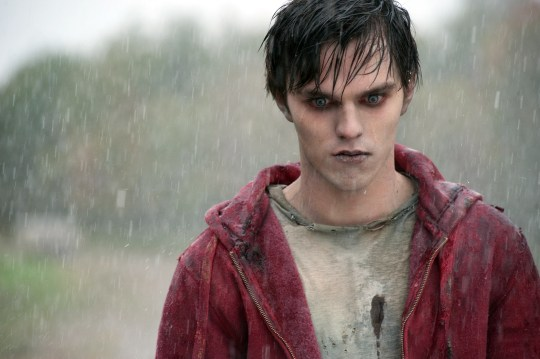 Nicholas Hoult: Perfecting the zombie run was hardest part