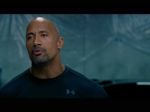 Fast and Furious 6 trailer sees Dwayne 'The Rock' Johnson behind the wheel