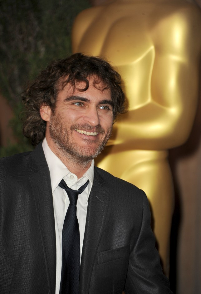 Joaquin Phoenix has time on his hands (Getty)