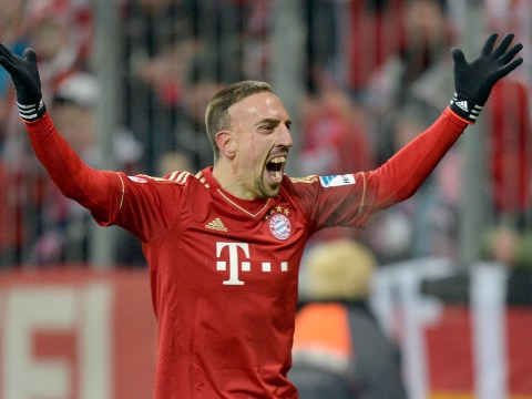 Bayern Munich star Franck Ribery clashes with fan over his dog