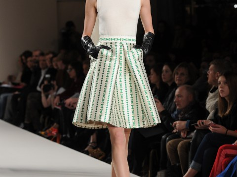 London Fashion Week: Alice Temperley's latest collection has real beauty