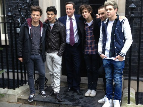 David Cameron 'enjoyed' cameo in One Direction's One Way Or Another video