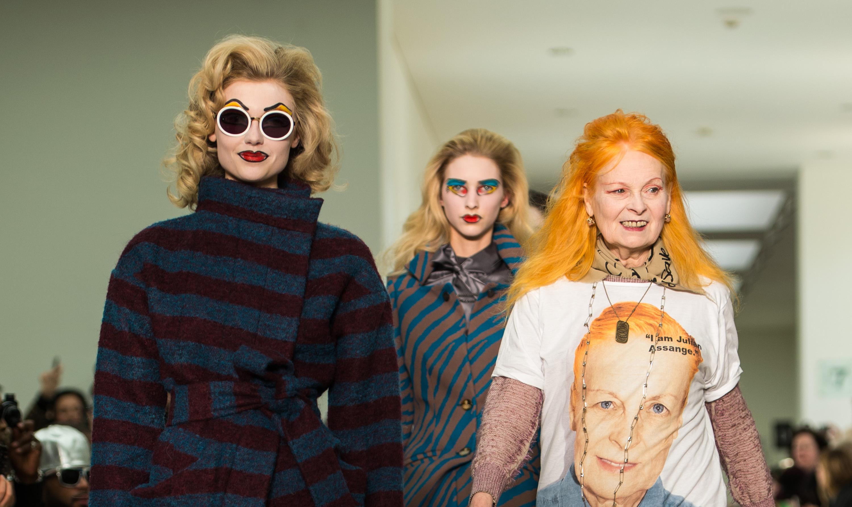 Gallery: London Fashion Week – Vivienne Westwood – 17 February 2013