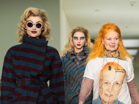 Gallery: London Fashion Week – Vivienne Westwood – 17 February 2013