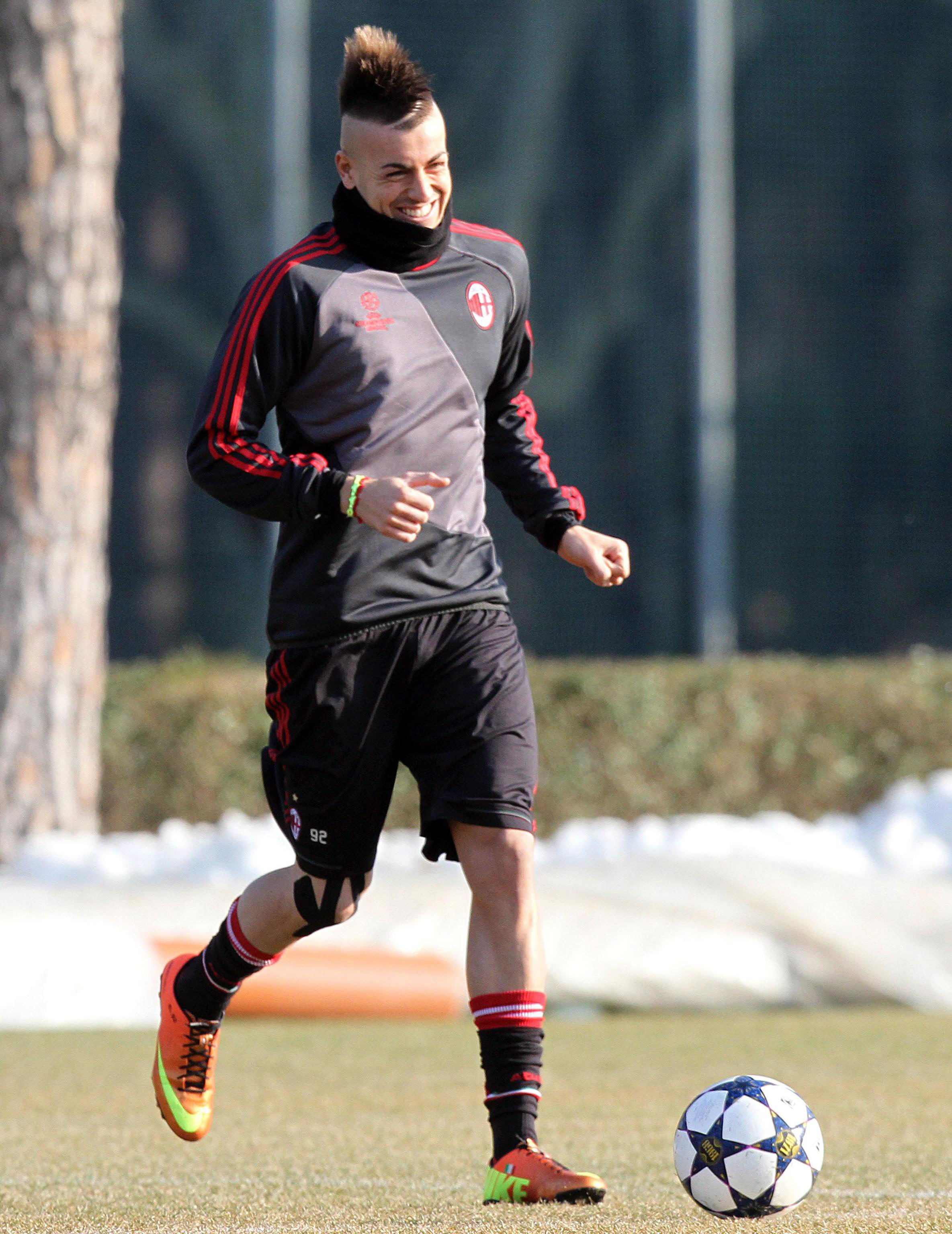 Arsenal set to miss out on AC Milan striker Stephan El Shaarawy