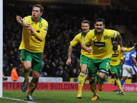 Who gives a monkey's about the 'beautiful game'… give me an injury-time Norwich winner any day of the week