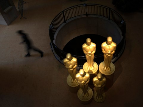 Gallery: Final preparations ahead of Oscars 2013 ceremony