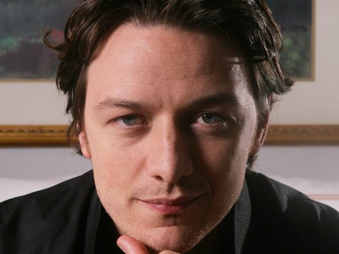 X-Men star James McAvoy admits 'sex is a nightmare'