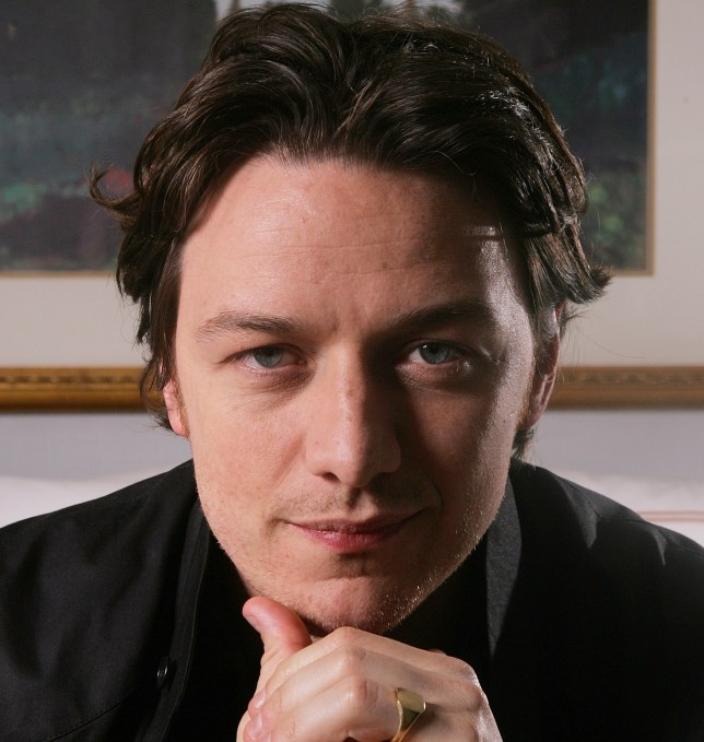 James McAvoy could be starring in The Crow (Picture: AP)