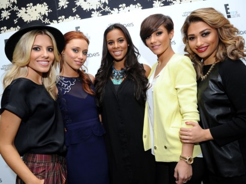 Frankie Sandford's Saturdays bandmates gush over 'adorable' baby boy Parker Bridge