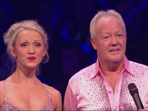 Keith Chegwin: I'm working twice as hard as the rest of the Dancing On Ice celebrities