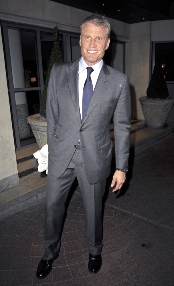 Dolph Lundgren's top five films including Gladiator, The Godfather and Unforgiven