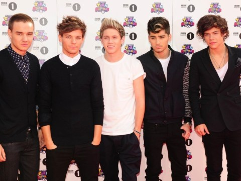 One Direction snub fans after The Wanted pip them to Best Group at the 2013 Virgin Media Awards