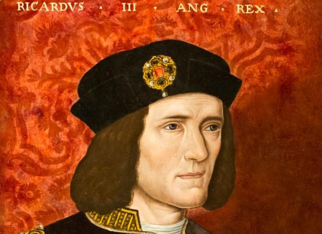 Richard III, Leicester, Shakespeare