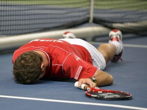Davis Cup doubles duel lasts record breaking seven hours