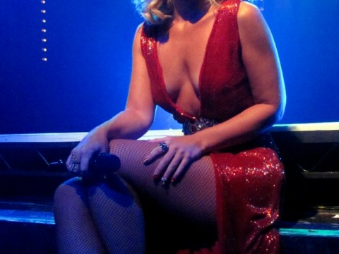 Kimberley Walsh bounces back from NTA singing disaster with daring 3am G-A-Y bender