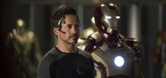 Iron Man actor Robert Downey Jr will be at the helm of the Black Mirror adaptation (Picture: AP)