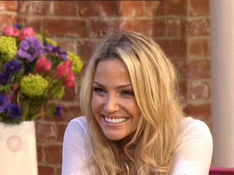 Sarah Harding admits Cheryl Cole's solo success was down to 'pot luck'