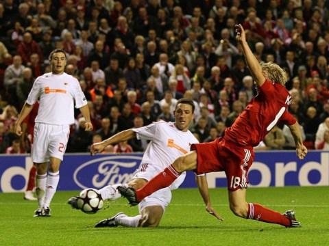 Liverpool cult hero Dirk Kuyt a surprise transfer target for Barcelona – report