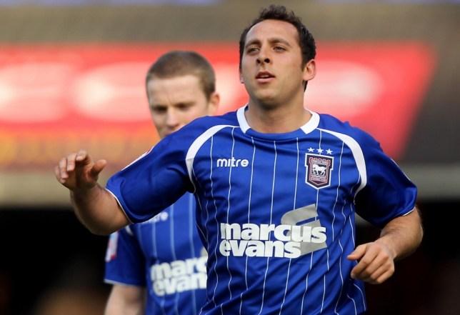 Ipswich Town's Michael Chopra