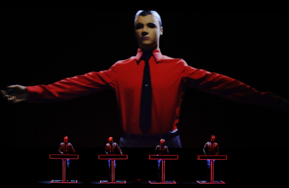Kraftwerk to join Mumford & Sons, Rihanna and The Killers at T in the Park 2013