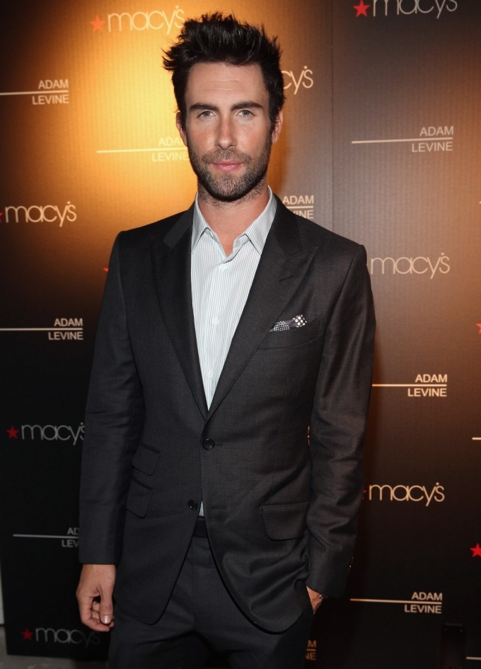 The Voice US coach Adam Levine planning two weddings with fiancée Behati Prinsloo