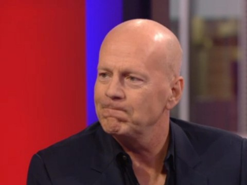 Bruce Willis leaves viewers stunned during 'torturous' interview on The One Show