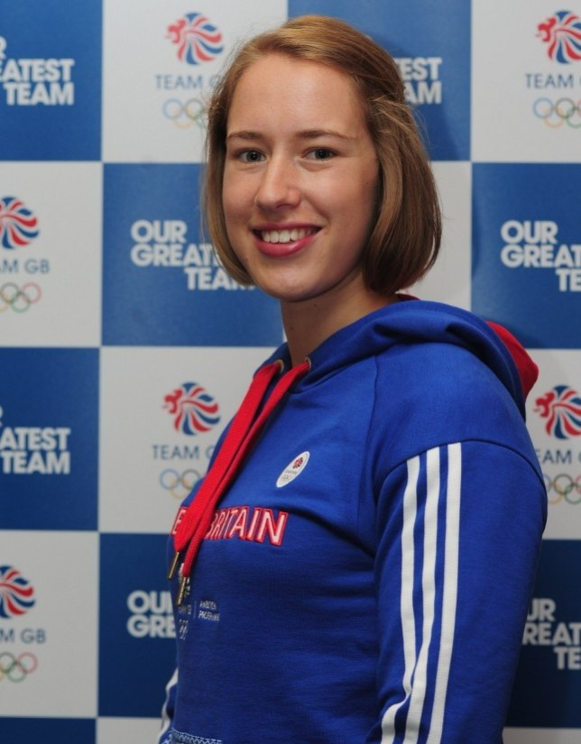 Sochi hopeful: Lizzy Yarnold (Picture: Getty Images)