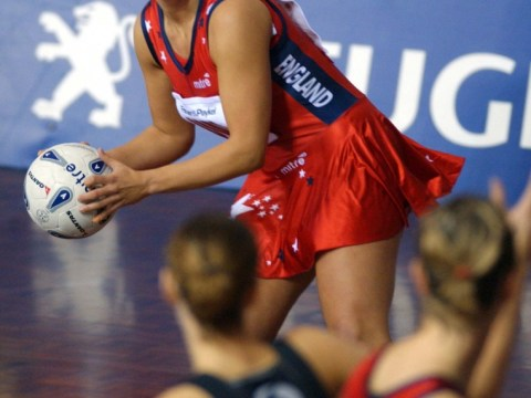 Tracey Neville: I don't mind if men come to netball matches to window shop