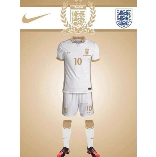 New England Kit Nike All White Strip Leaked Metro News