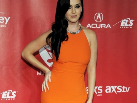 Katy Perry bling is 'commitment' ring not 'engagement'