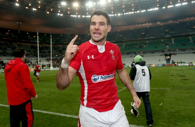 Mike Phillips was delighted Wales posted their first win of the Six Nations campaign (Picture: PA)