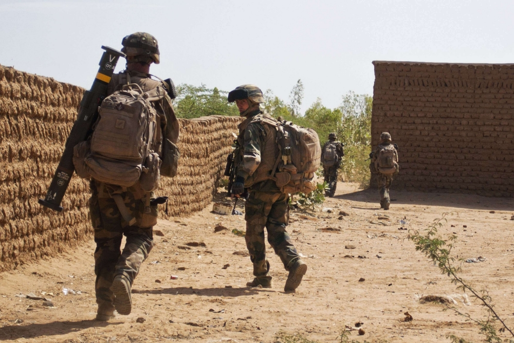 Second suicide blast in several days targets Mali soldiers