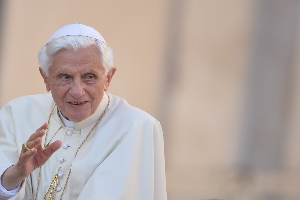 Pope Benedict XVI to become 'emeritus Pope' after resignation